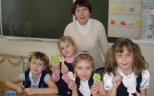 Хрипунова Л. В. школа № 24