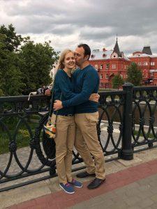 француз с супругой