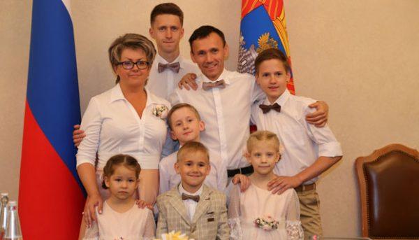 семья Чибисовых