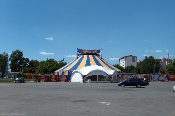 цирк _триумф